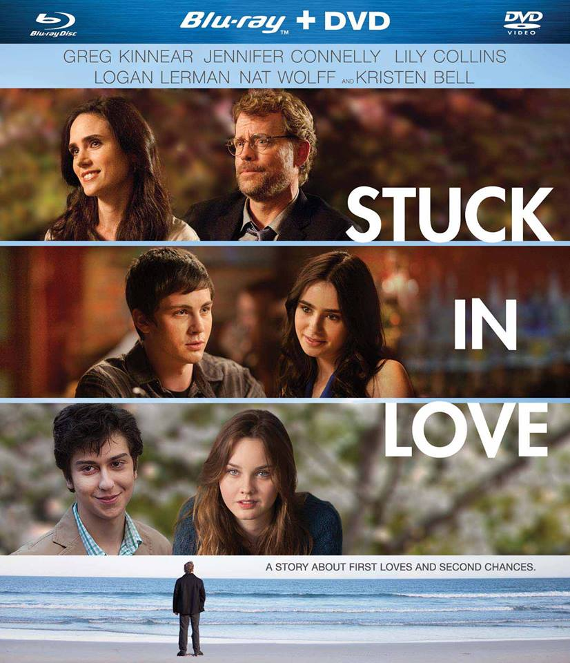 'Stuck in Love' Blu-ray