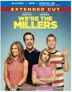 'We're the Millers' Blu-ray DVD Combo Pack