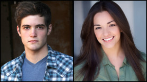 Ben Winchell and Ana Villafane lead the cast of 'Max Steel'.