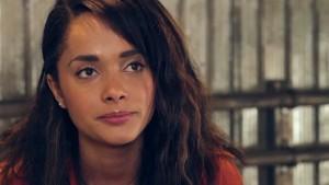 Karla Crome will make her American TV debut in Season 2 of 'Under the Dome', filmed in Wilmington, North Carolina.