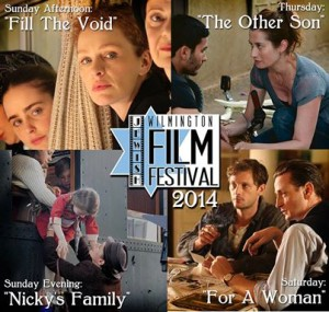 Wilmington Jewish Film Festival - April 3-6, 2014