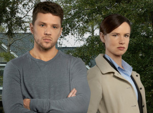 Ryan Phillippe and Juliette Lewis star in ABC's 'Secrets & Lies', filmed in Wilmington, North Carolina.