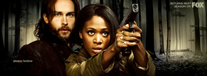 'Sleepy Hollow' is filmed in Wilmington, North Carolina.