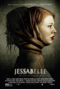 Jessabelle (2014), filmed in Wilmington, North Carolina - official poster