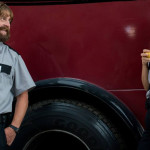 Zach Galifianakis and Kristen Wiig star in 'Masterminds', filmed in western North Carolina.