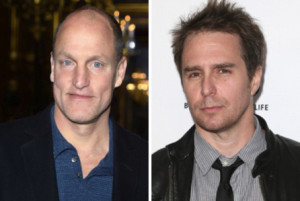 Woody Harrelson and Sam Rockwell star in 'Three Billboards Outside Ebbing, Missouri', filmed in North Carolina.