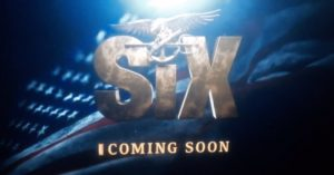 'Six', filmed in Wilmington, North Carolina
