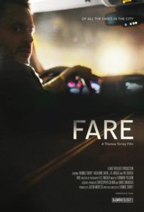 'Fare', filmed in Charlotte, North Carolina