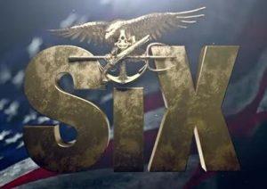 SIX filmed in Wilmington, North Carolina