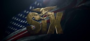 'Six', filmed in Wilmington, North Carolina.