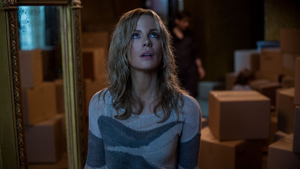 Kate Beckinsale stars in 'The Disappointments Room', filmed in Greensboro, North Carolina.